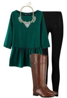 Fichamos algunas ideas increíbles para combinar el color verde con mucho estilo