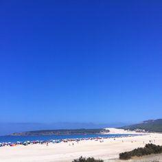 Playa de Bolonia. Cadiz