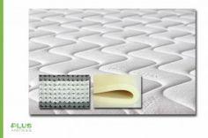 Pocket-Memo met 500 v/m2 + NASA | Orthopedisch matras | Plusmatras