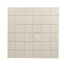Mosaïque Factory ARTENS, beige, 5x5 cm Mosaic Bathroom, Leroy Merlin, Decoration, Tile Floor, Beige, Flooring, Pebble Stone, Decorating, Taupe