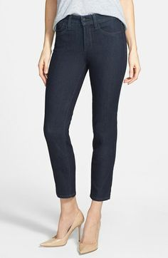 NYDJ 'Clarissa' Fitted Stretch Ankle Skinny Jeans (Regular & Petite) | Nordstrom