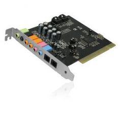 Eminent Ewent 7.1 PCI Digital -  Tarjeta de Sonido