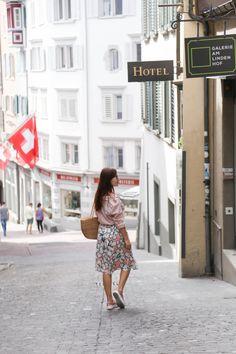 Pattern Mixing, Petite Fashion, Sequin Skirt, Zurich, Switzerland, Sequined Skirt