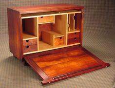"Custom Made Secretary ""Field"" Desks"