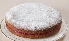 Ricetta Torta di grano saraceno senza glutine - Paneangeli