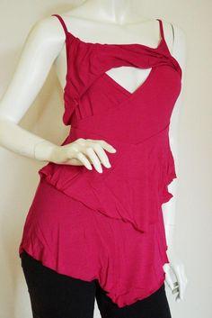 72c28eeeb77c8 This fashion Nursing Breastfeeding Top has great feeding access - Maternity  Wear Australia