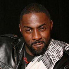 Idris Elba -- bite the lip and it's over
