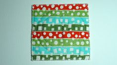 verykerryberry: Single Binding Tutorial. Great tute on single binding and hand stitching join.