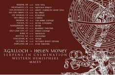 Agalloch tour 2015