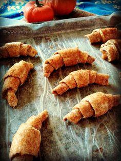 """Frumpy"" Pumpkin Spice Croissants"