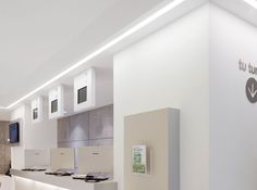 XAL Minimal 60 LED Linear Light XAL USA - Projects