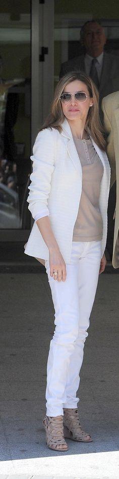 Princess Letizia of Spain, June 2011