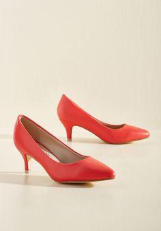 World-Class Sass Heel, #ModCloth