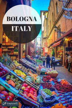 10 Things to do in Bologna, Italy that you shouldn't miss on your next trip to Europe: