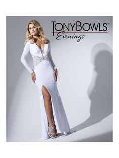 Tony Bowls Evenings Special Occasion Dress Style TBE11528 | House of Brides