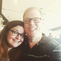 Airport selfie @ Chammps