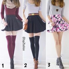 do people wear knee high socks a whole day wit. - How do people wear knee high socks a whole day wit. -How do people wear knee high socks a whole day wit. - How do people wear knee high socks a whole day wit. High Socks Outfits, Komplette Outfits, Girly Outfits, Skirt Outfits, Outfits For Teens, Fall Outfits, Casual Outfits, Fashion Outfits, Knee High Socks Outfit