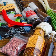 Home - Din secretele bucătăriei chinezești - Page 6 Meat, Food, Salads, Beef, Meals, Yemek, Eten