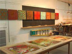 Aleah Koury studio