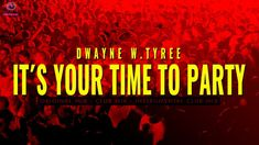 """#NowPlaying Dwayne W. Tyree - It´s Your Time To Party [Karmic Power Records] Producer Dwayne W. Tyree, who is multi-talented and can deliver for numerous genres of today's music has a niche for dance music. Whether it's producing an awesome track, playing percussions, drums, vocals or music production, he's got what it takes and it shows right here with """"It's Your Time To Party."""" A sultry vocal for the house music heads that will keep you spinning around the dance floor. A happy uplifting…"""