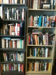 Literary Snooping: Photos of Our Bookshelves