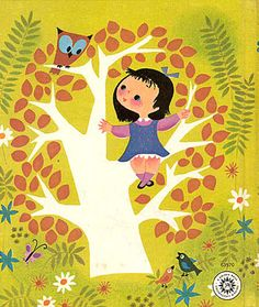 'I Can Fly' by Mary Blair