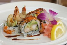 New Sushi Place by NotoriousJEN on Flickr.