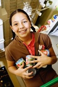 """Food Lifeline - """"Check Out"""" Hunger Through the all new Virtual Food Drive #endhungerwesternwa"""