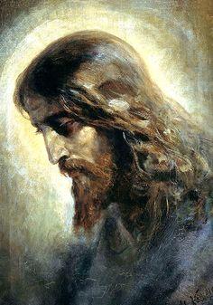 Jesús, by Nikolay Andreyevich Koshelev