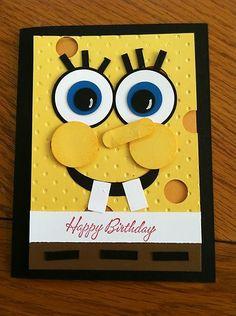 Stampin' Up! Kids Happy Birthday Cartoon Character Card Kit