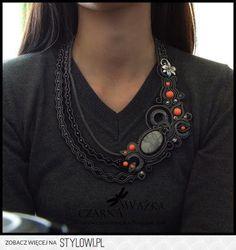Biżuteria artystyczna soutache