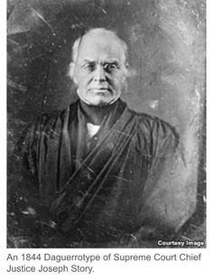 Supreme Court Chief Justice at time of the Amistad trial