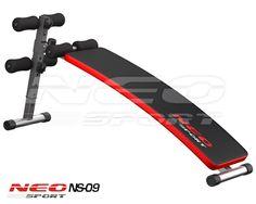 Ławeczka skośna do ćwiczeń Neo-Sport NS-09