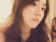 Moon Geun Young shows off her mature beauty in new selca