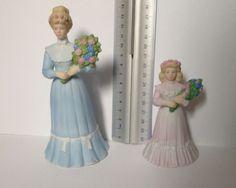 Bell Lady FLOWER GIRL ONLY Gorham Porcelain