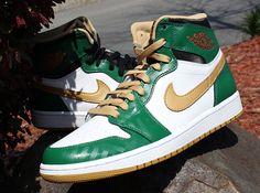 "e Air Jordan 1 ""Celtics"" is one of two Air Jordan 1s dropping this 8d2fe24b29"