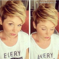 2016's Most Preferred Short Blonde Hairstyles - 9 #BobHaircuts