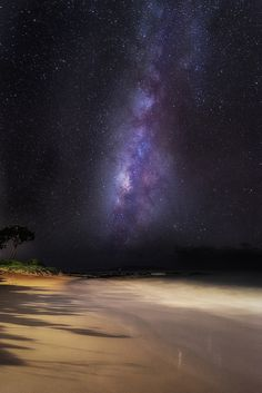 Milky Way in Wailea - The Milky way in Wailea