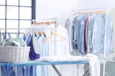 """Try our wash & fold service and you will never want to do laundry again. We also offer """"You Wash and We Fold"""" service at cheapest price. Cleaning Maid, Dry Cleaning, Laundry Service, Cleaning Service, Online Laundry, Wash And Fold, Doing Laundry, Clean House, Wardrobe Rack"""