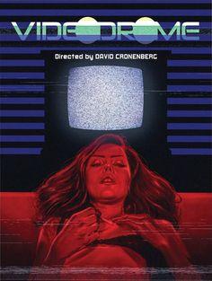 Videodrome, David Cronenberg, 1982