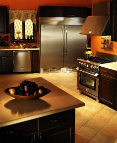 Kitchen Remodel Pics Warm And Inviting  Kitchens  Pinterest Extraordinary Sears Kitchen Cabinets Decorating Inspiration