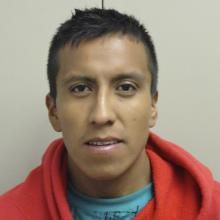 This undated photo released by the San Joaquin County District Attorney's Office shows Eduardo Rosas Cruz. On Thursday, July 24, 2014, prosecutors in California said they have obtained an arrest warrant for the 25-year-old diagnosed with tuberculosis who is contagious and has refused treatment, putting those around him at risk. (AP Photo/San Joaquin County District Attorney's Office)...... !!! OMGGGG..thats all we need! I hope he's found and taken off our streets. !!!