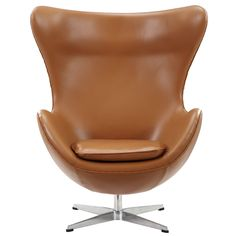 egg chair in aniline leather reproduction wwwsomaclassicscomegg chair aniline leather arne jacobsen egg chair replica