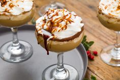 Here's a must-read article from Delish:  25 Amazing Gingerbread Recipes You Need To Try This Holiday
