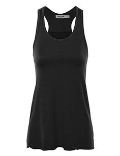 943a27382b9fca LL Womens Everyday Racerback Tank Top - Made in USA at Amazon Women s  Clothing store