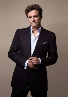 Come on ladies, I know I'm not the only one with a thing for Colin Firth.