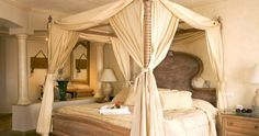 Shopping for a Four Post Bed Canopy | Home & Garden Ideas