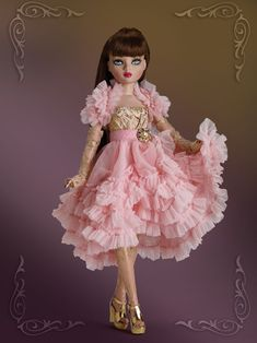 THE FASHION DOLL REVIEW: New items from Wilde Imagination and promo code