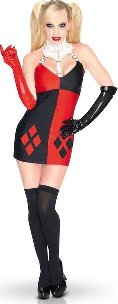 Ce costume sera parfait pour incarner l'un des super-vilains de la saga Batman à l'occasion du Carnaval.