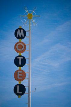 Premiere Motel - Route 66........Albuquerque New Mexico